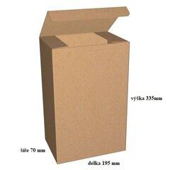 Rychlouzavírací krabice 195 X 70 X 335 MM