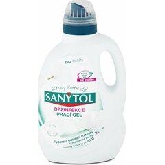 SANYTOL Dezinfekční prací gel 1650 ml
