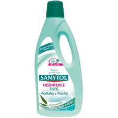 SANYTOL univerzální dezinfekce čistič 1L a 5L