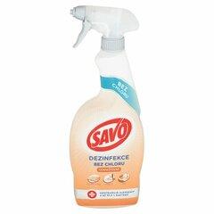 SAVO DEZINFEKCE bez chloru odmašťovač 700 ml