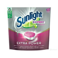 SUNLIGHT EXPERT ALL IN 1 REGULAR 40KS