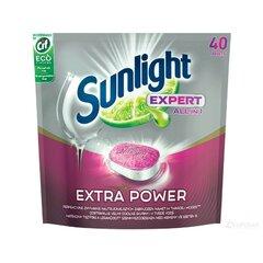 SUNLIGHT EXPERT tablety do myčky ALL IN 1 REGULAR 40KS