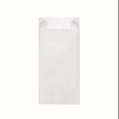 Svačinové papírové sáčky bílé 100 ks