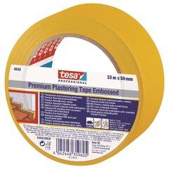 TESA 4840 Plastová maskovací páska 50mm x 33m