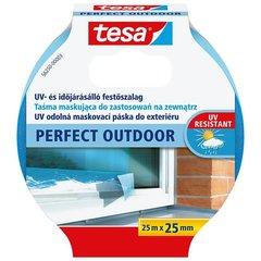 TESA 56250 maskovací páska Precision Outdoor, UV odolná, 25mm x 25m
