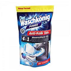 Waschkoning ANTI-KALK 4 v 1 Tablety do pračky 18ks