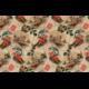Balící papír vánoční kraf 100x70cm 2ks/bal. DĚTI NA SANÍCH - motiv 7