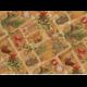 Balící papír vánoční kraf 100x70cm 2ks/bal. MERRY CHRISTMAS - motiv 1