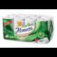 XXL Toaletní papír Almusso 3 vrstvý 16 rolí Aloe Vera